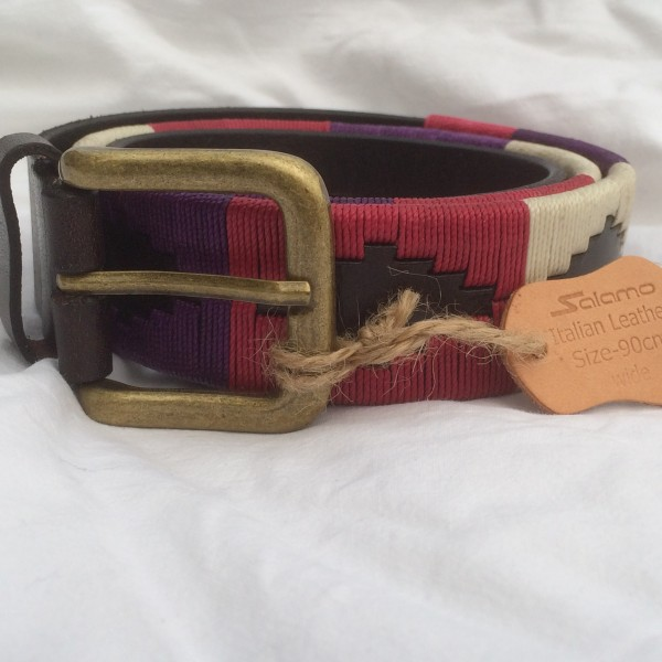 Biella polo belt
