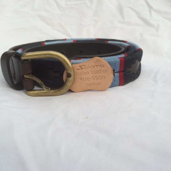 Milan polo belt