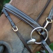 Salamo Crank bridle (brown) – Version 2